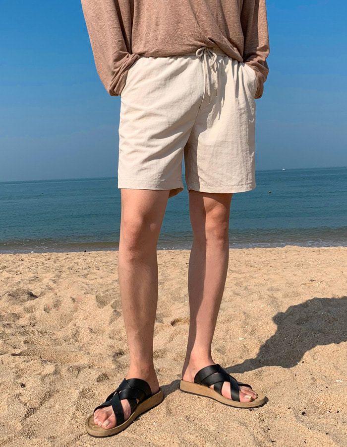RMK Marshall Linen Short Pants (5color)